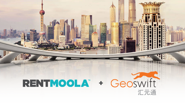 RentMoola Partners with Geoswift to Introduce UnionPay International for Online Rent Payments